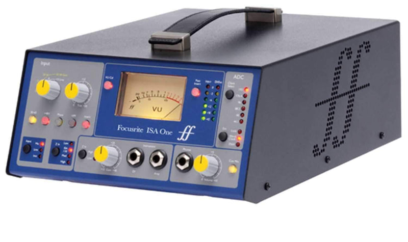 Focusrite ISA-ONE Professional Mic Preamplifier - PSSL ProSound and Stage Lighting