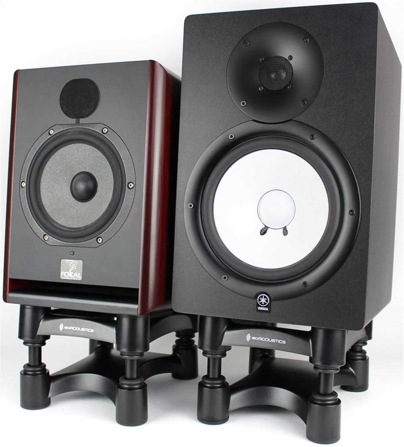 IsoAcoustics ISOL8R200 Med Speaker/Monitor Stand - PSSL ProSound and Stage Lighting