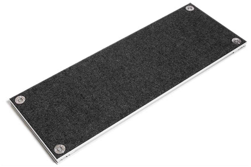 IntelliStage ISSTEPC Carpeted Step for Stage Platform - PSSL ProSound and Stage Lighting