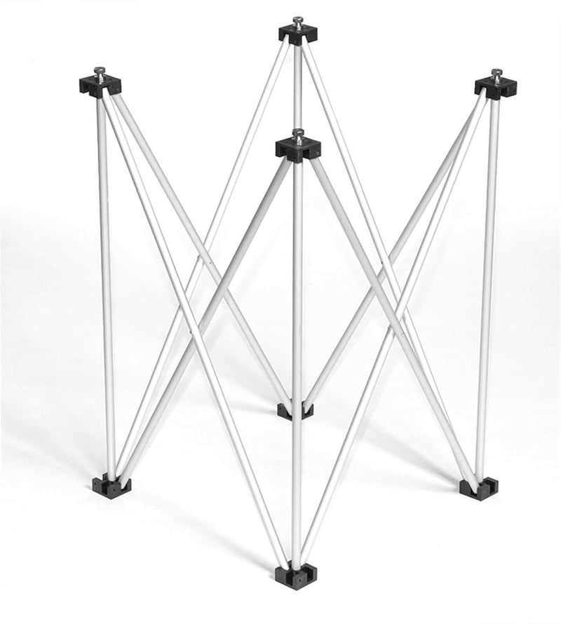 IntelliStage IST3X24 24-Inch High Stage Riser - Triangle - PSSL ProSound and Stage Lighting