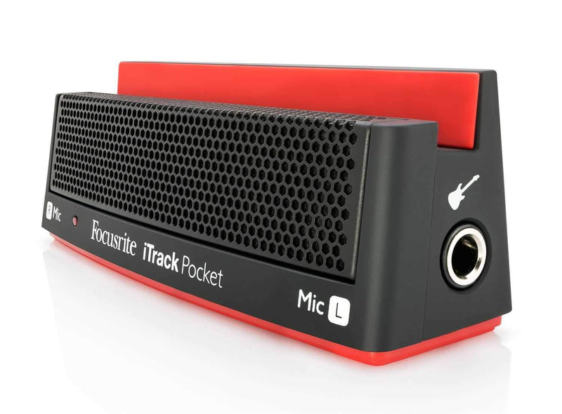 Focusrite iTrack Pocket Video & Audio Interface - PSSL ProSound and Stage Lighting