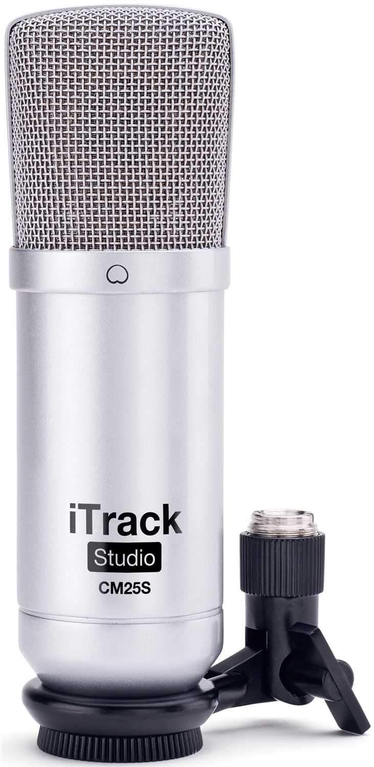 Focusrite iTrack Studio iPad Recording Pack - PSSL ProSound and Stage Lighting