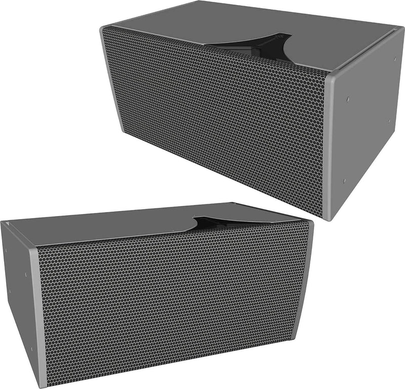 Community IV6-1122WR15 12-Inch Vertical Array Speaker Grey - PSSL ProSound and Stage Lighting