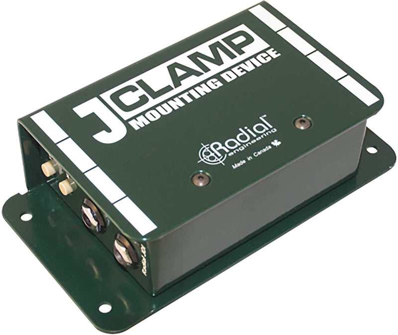 Radial J-Clamp Flanged Adaptor for Mounting DI - PSSL ProSound and Stage Lighting