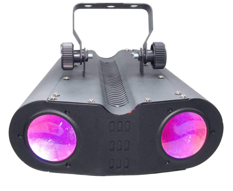Chauvet J-SIX Dual LED Moonflower Effect Light - PSSL ProSound and Stage Lighting