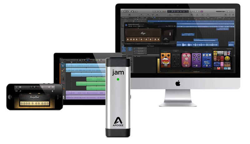 Apogee JAM 96K One Channel USB Audio Interface iOS - PSSL ProSound and Stage Lighting