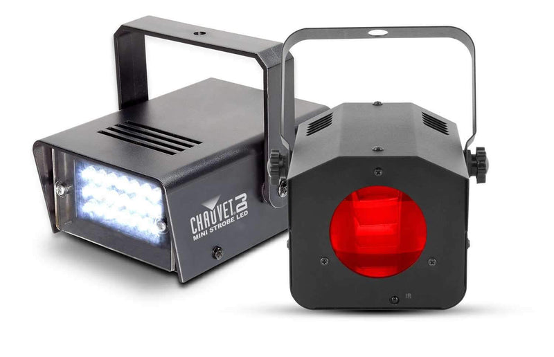 Chauvet JAM Pack Ruby Strobe & Effect Light Bundle - PSSL ProSound and Stage Lighting