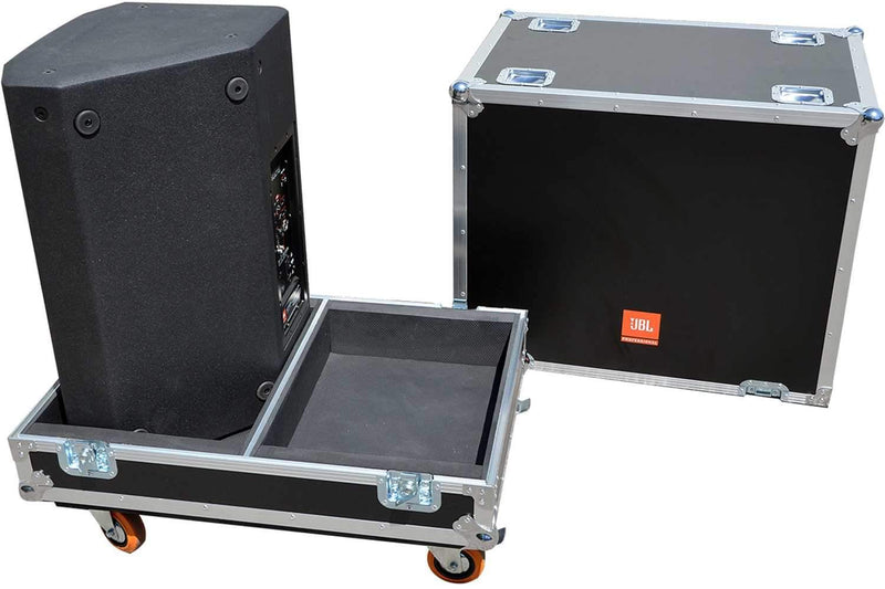 JBL FLIGHT-PRX715 Flight Case for 2X PRX715 - PSSL ProSound and Stage Lighting