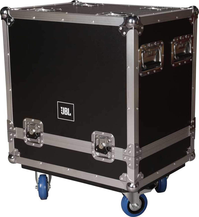 JBL FLIGHT-SRX712M Flight Case for 2X SRX712M - PSSL ProSound and Stage Lighting