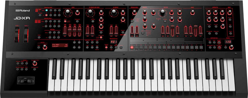 Roland JD-XA Analog/Digital Advanced Crossover Synthesizer - PSSL ProSound and Stage Lighting