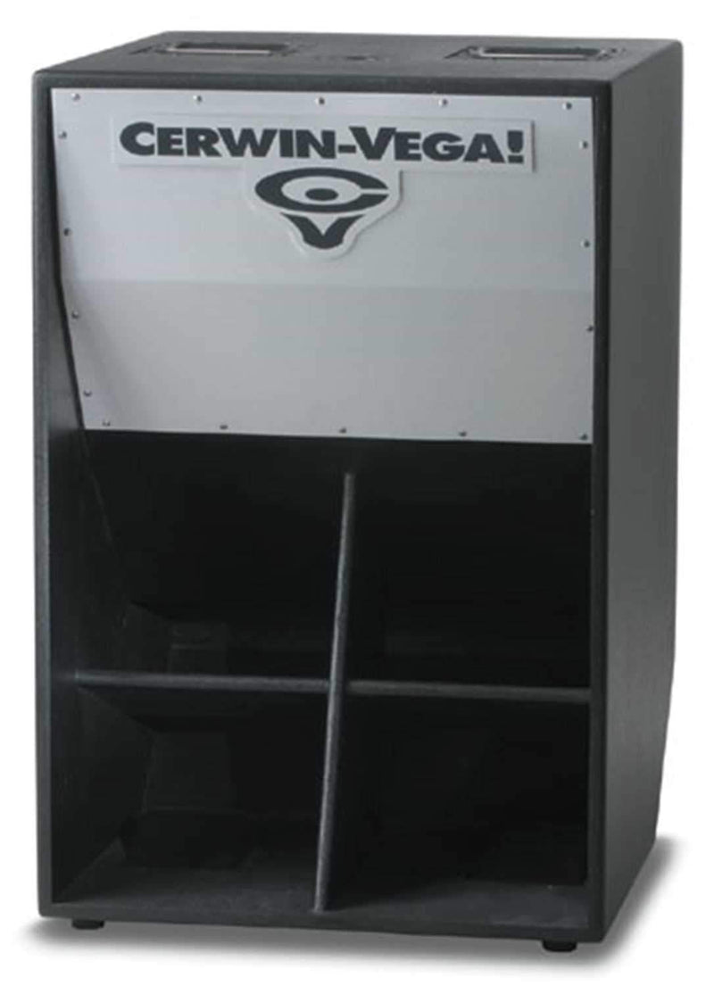 Cerwin Vega JE36B Junior Earthquake 18 Subwoofer - PSSL ProSound and Stage Lighting