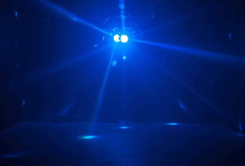 ADJ American DJ Jelly Cosmos Ball LED Effect Light - PSSL ProSound and Stage Lighting