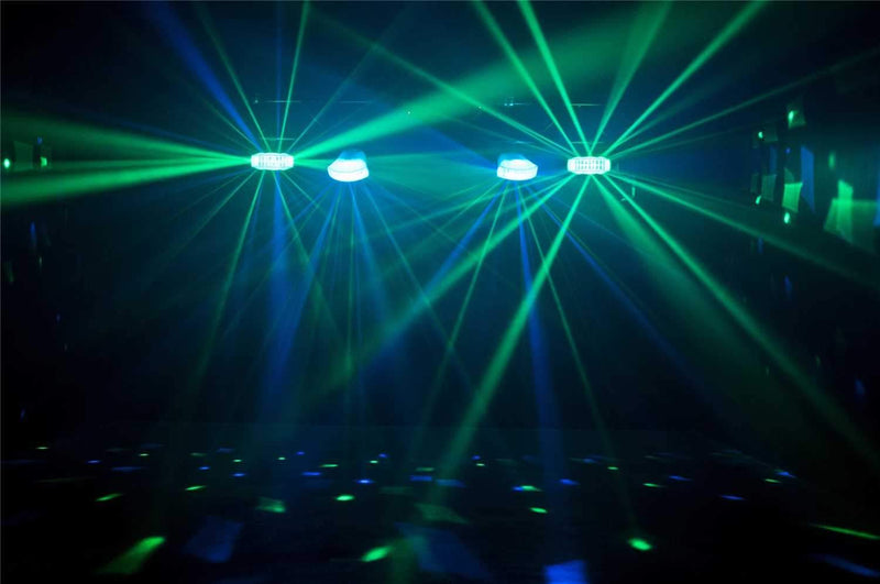 ADJ American DJ Startec Jelly Gressor LED Moonflower FX Light - PSSL ProSound and Stage Lighting
