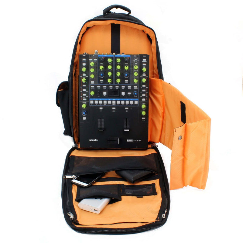 Orbit Concepts JetPack Prime XL Deluxe DJ Backpack - PSSL ProSound and Stage Lighting