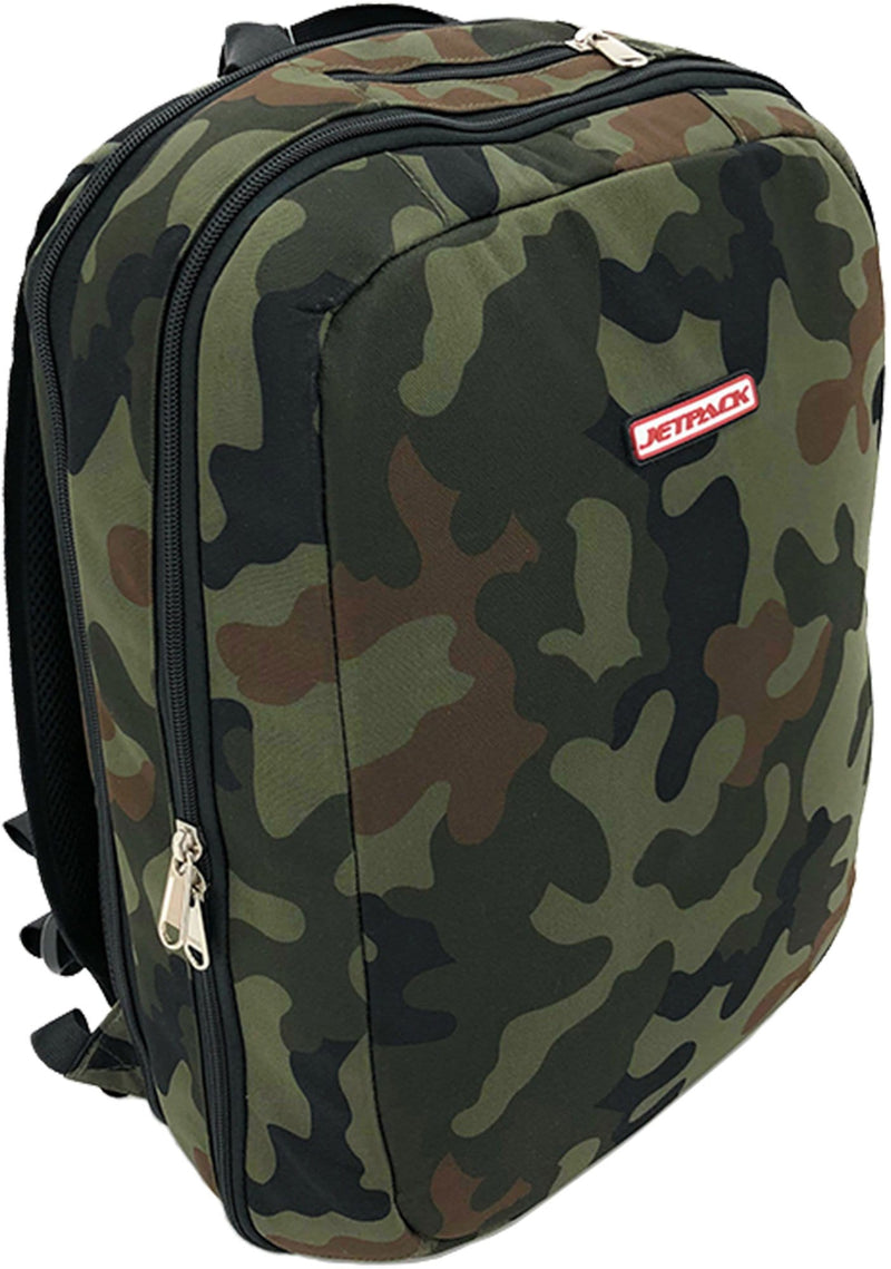 Orbit Concepts JetPack Slim Camo DJ Backpack