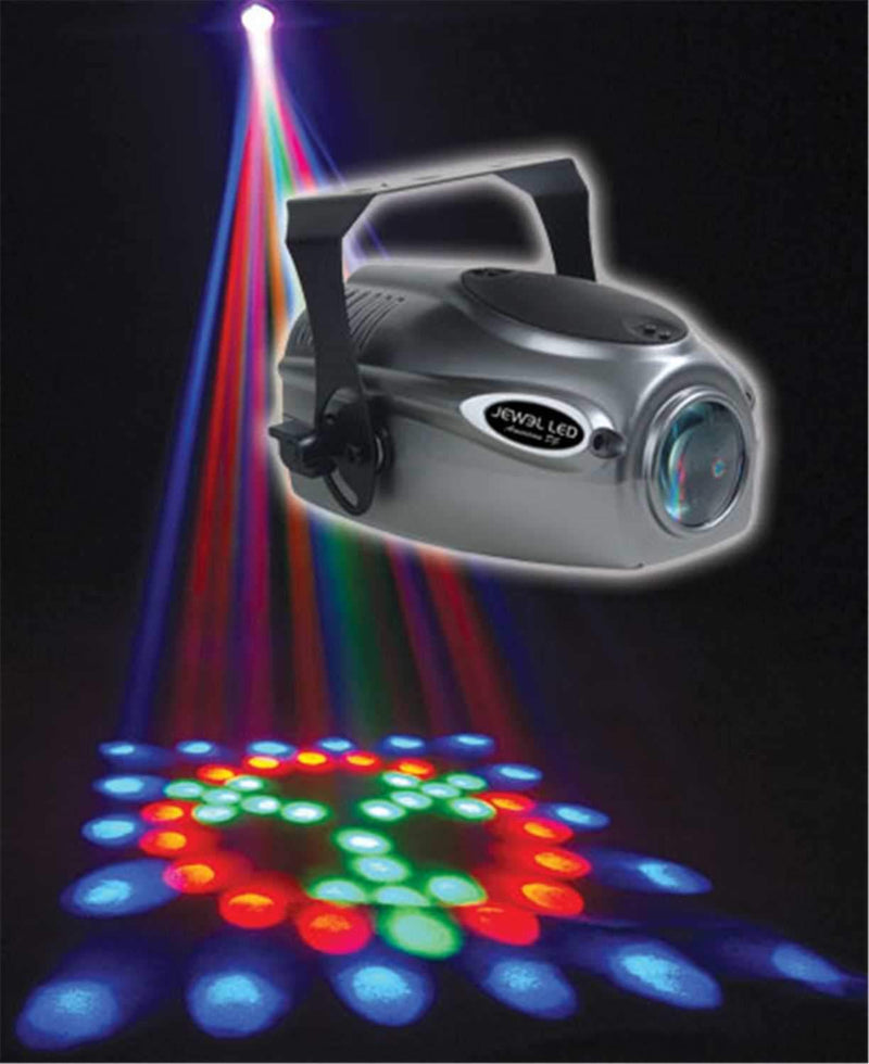 American DJ JEWEL-LED Bright LED Moon Beam Effect - PSSL ProSound and Stage Lighting