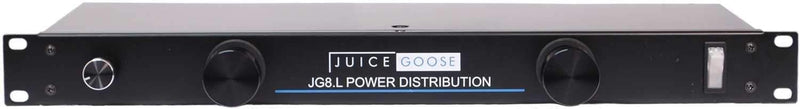 Juice Goose JG8L 15 Amp Power Condtioner with Lights - PSSL ProSound and Stage Lighting