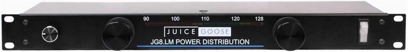 Juice Goose JG8LM 15 Amp Power Conditioner with Volt - PSSL ProSound and Stage Lighting