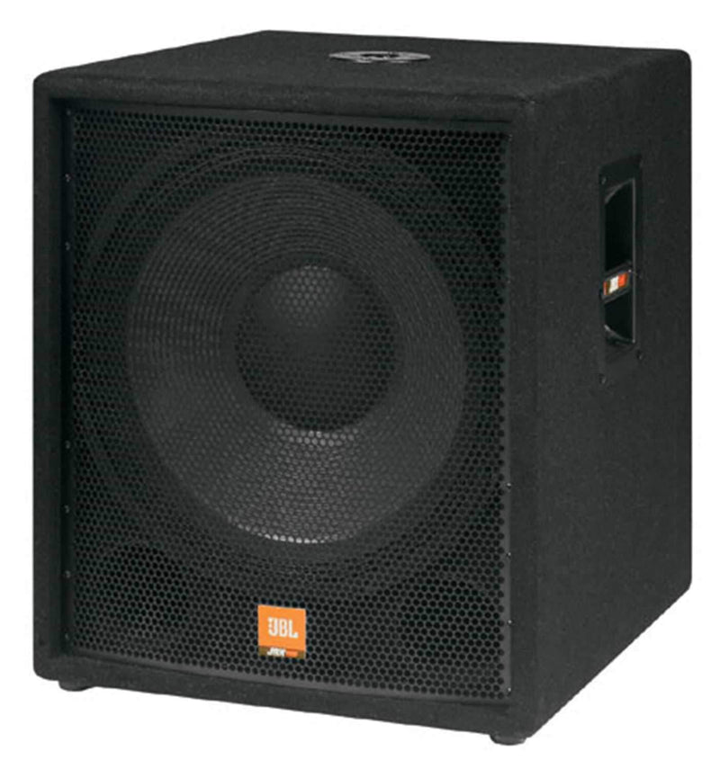 JBL JRX118S Portable 18Inch Subwoofer - PSSL ProSound and Stage Lighting