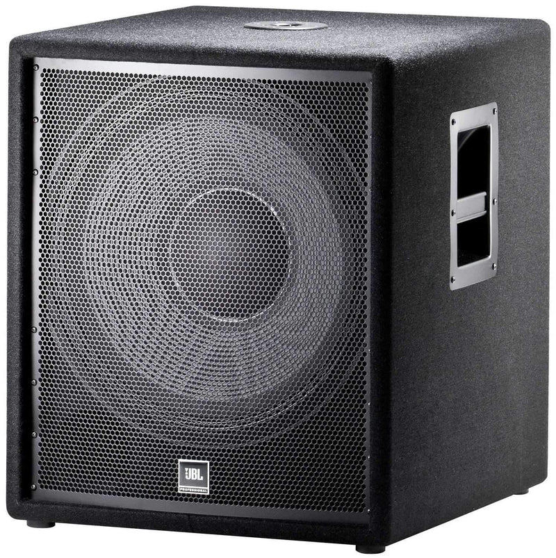 JBL JRX218S 18-Inch Passive Compact Subwoofer - PSSL ProSound and Stage Lighting