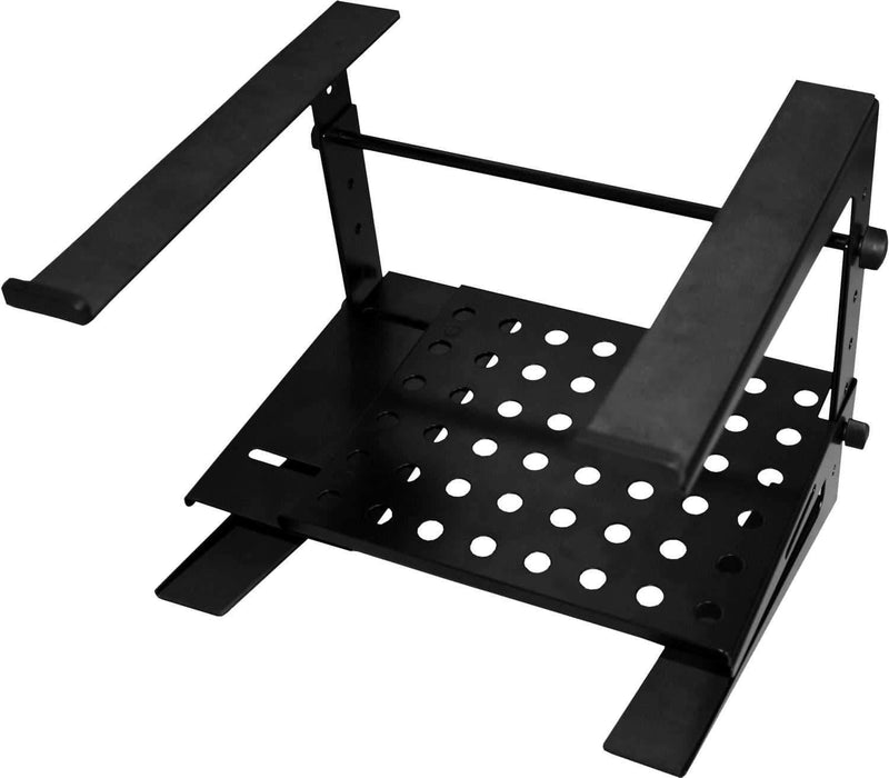 Jamstand JSLPT200 DJ Laptop and Gear Stand with Tray - PSSL ProSound and Stage Lighting