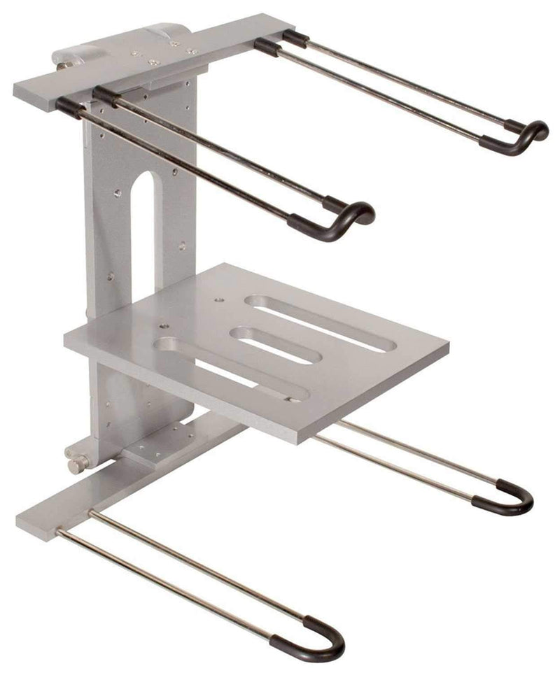 Jamstand JSLPT400 Double Tier Laptop DJ Stand - PSSL ProSound and Stage Lighting