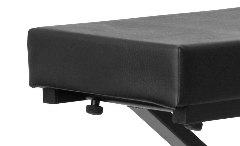 Jamstand JS-MB100 Medium Keyboard Bench - PSSL ProSound and Stage Lighting