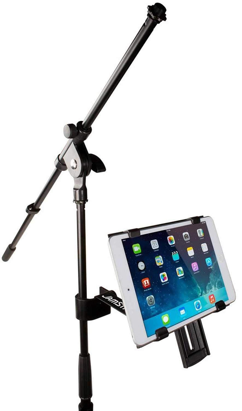 Jamstand JS-MNT101 Microphone Stand iPad Holder - PSSL ProSound and Stage Lighting
