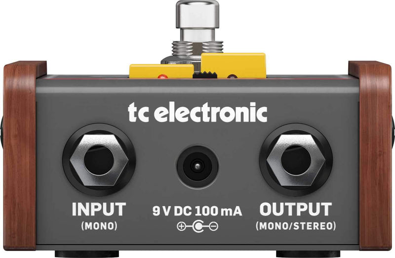 TC Electronic June-60 Chorus Analog Effects Pedal - PSSL ProSound and Stage Lighting