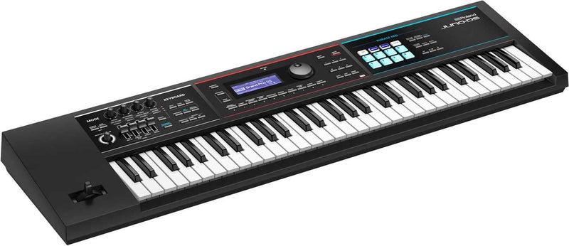Roland JUNO DS61 61-Key Battery-Powered Synthesizer - PSSL ProSound and Stage Lighting