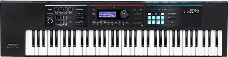 Roland JUNO-DS76 76-Key Synthesizer Keyboard - PSSL ProSound and Stage Lighting