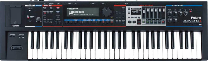 Roland JUNO-GI 61 Key Portable Piano / Synth - PSSL ProSound and Stage Lighting