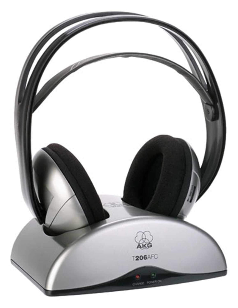 AKG K206AFC Professional Wireless Headphones - PSSL ProSound and Stage Lighting