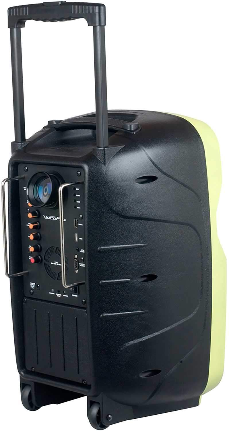 VocoPro K-CAST Battery Powered Portable PA - PSSL ProSound and Stage Lighting