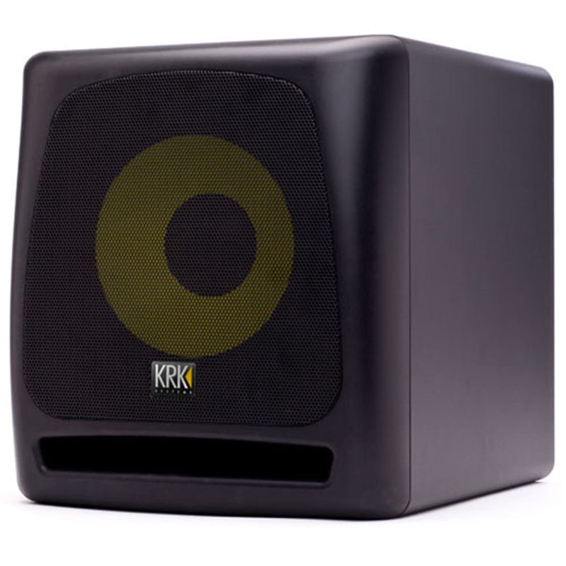 KRK K10S 10 Inch Powered Monitor Subwoofer - PSSL ProSound and Stage Lighting