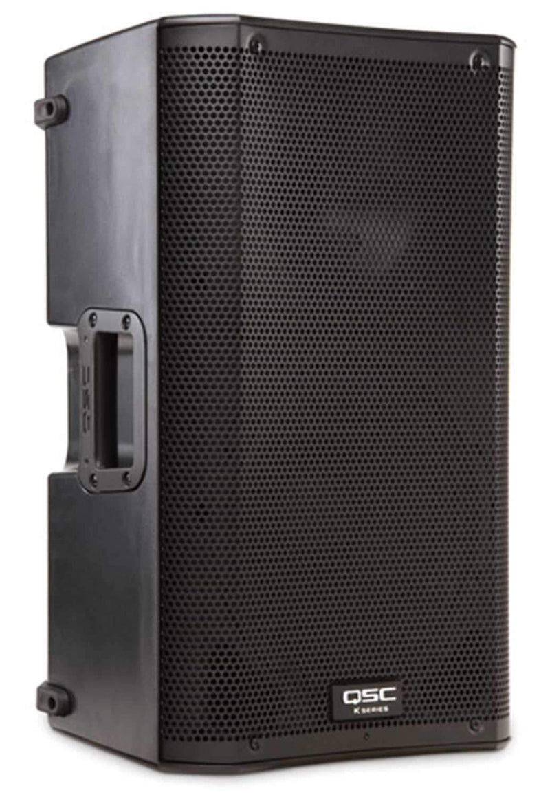 QSC K10 10-Inch 2-Way Powered PA Speaker 1000W - PSSL ProSound and Stage Lighting
