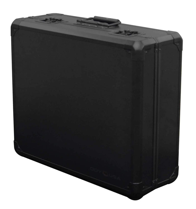 Odyssey K1200BL Krom Black DJ Turntable Case - PSSL ProSound and Stage Lighting