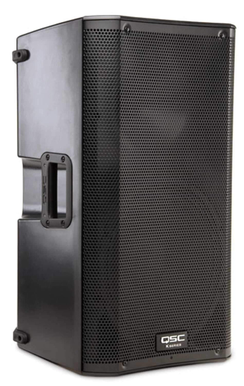 QSC K12 12-Inch 2-Way K Series Powered PA Speaker - PSSL ProSound and Stage Lighting