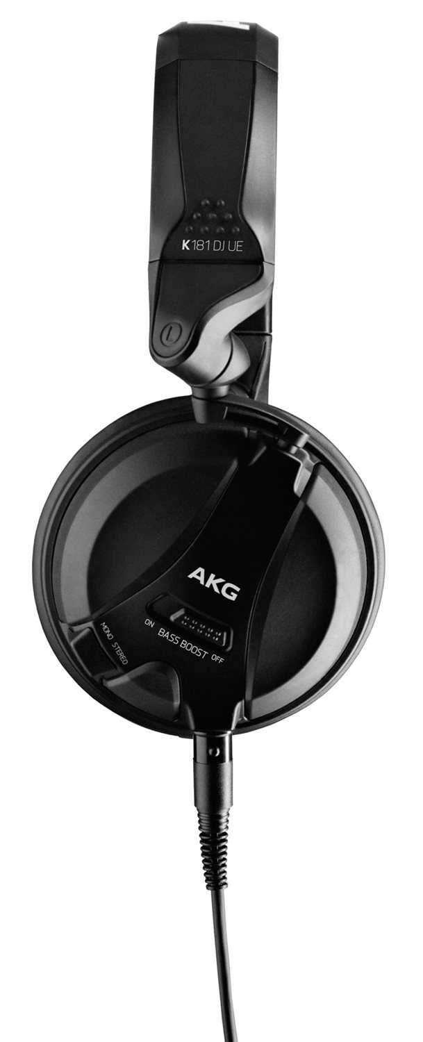 AKG K181DJ Ultimate Edition Reference Headphones - PSSL ProSound and Stage Lighting