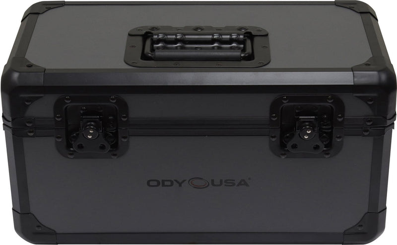 Odyssey K45120BLG Gray Record Case Holds 120 7In - PSSL ProSound and Stage Lighting
