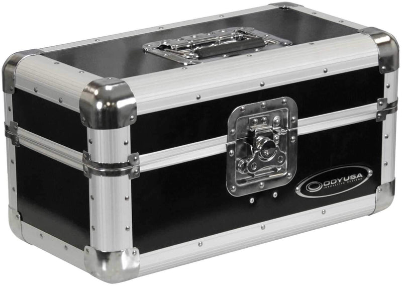 Odyssey K45120BLK Black 45 - 7In Record Case - PSSL ProSound and Stage Lighting