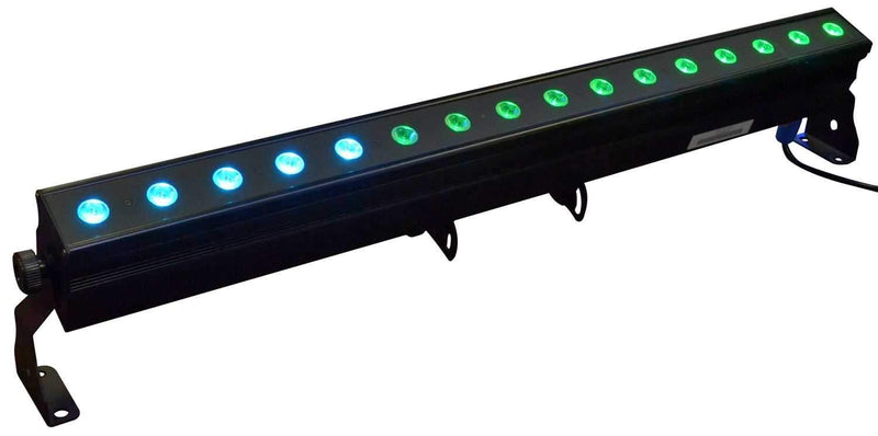 ColorKey KASBar 18 TC3 3x17 Watt RGB LED Strip - PSSL ProSound and Stage Lighting