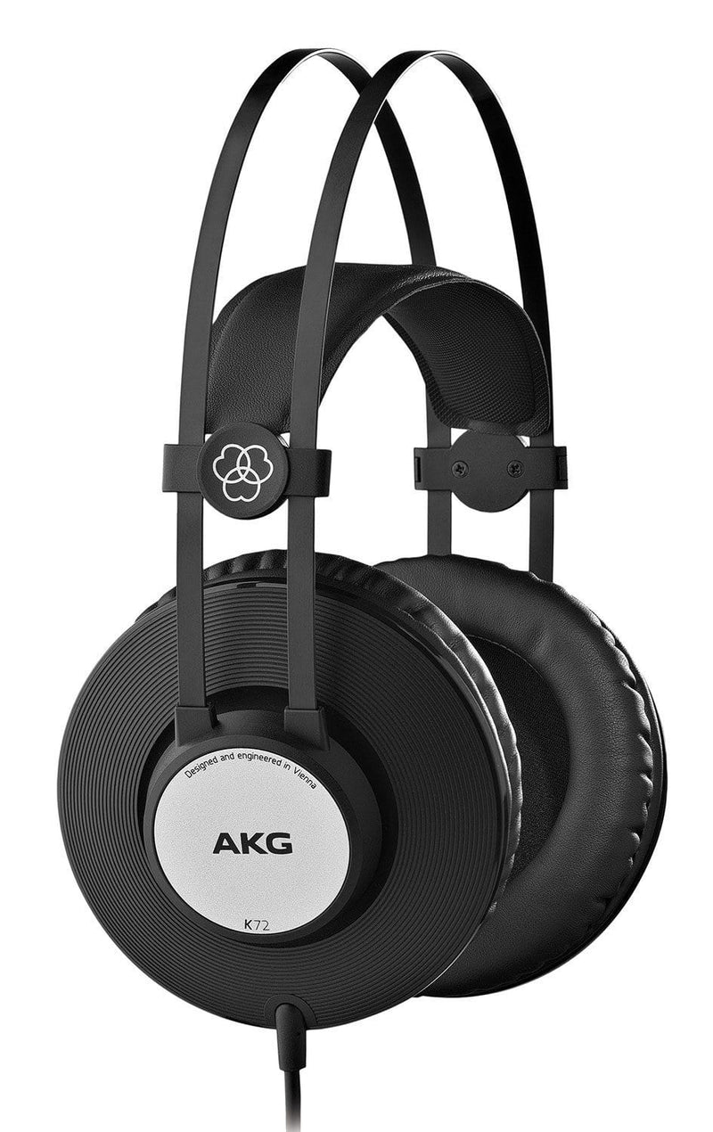 AKG K72 Closed-Back Studio Headphones - PSSL ProSound and Stage Lighting