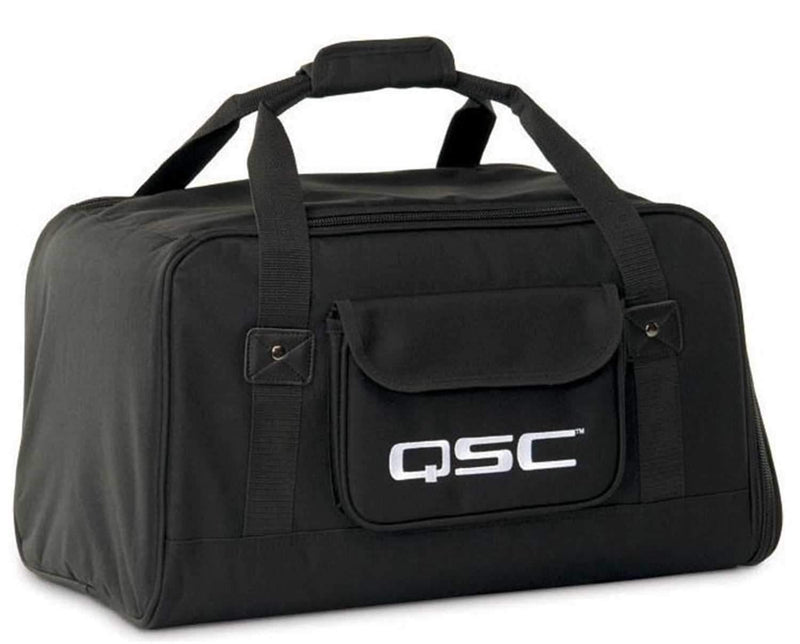 QSC Soft Padded Tote Bag for K8 Powered PA Speaker - PSSL ProSound and Stage Lighting