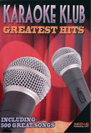 RSQ 500KARAOKEKLUB 500 Greatest Hits Song Pack - PSSL ProSound and Stage Lighting