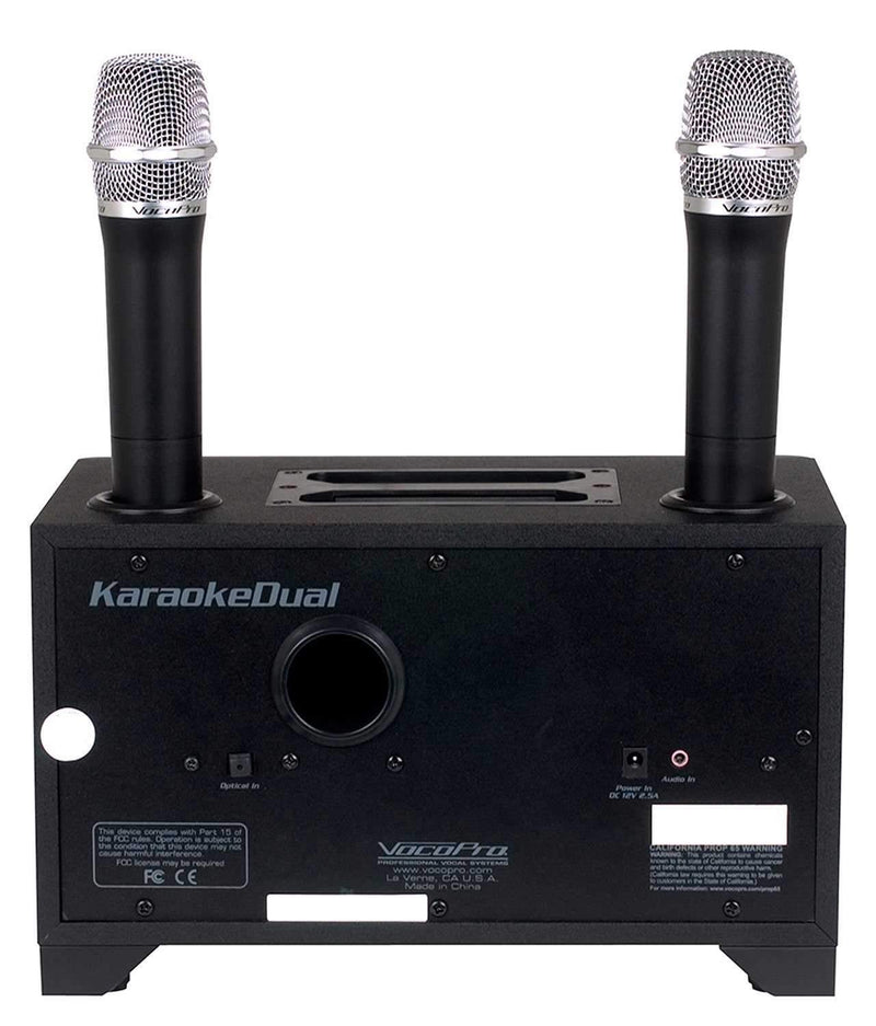 Vocopro Karaoke Dual System for Tablet/Smart TV - PSSL ProSound and Stage Lighting