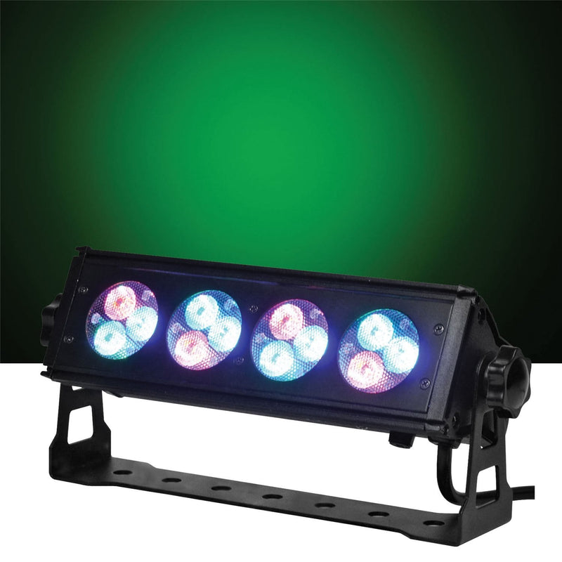 ColorKey KasBar 12x1W RGB DMX LED Light Bar - PSSL ProSound and Stage Lighting