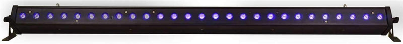 ColorKey KasBar 27x1W UV LED Blacklight with IR Rem - PSSL ProSound and Stage Lighting