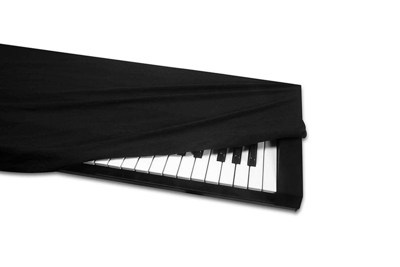 Hosa KBC-176 Keyboard Cover 61-76 Key Black - PSSL ProSound and Stage Lighting