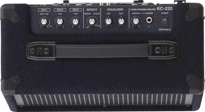 Roland KC-220 30-Watt Keyboard Amplifier - PSSL ProSound and Stage Lighting